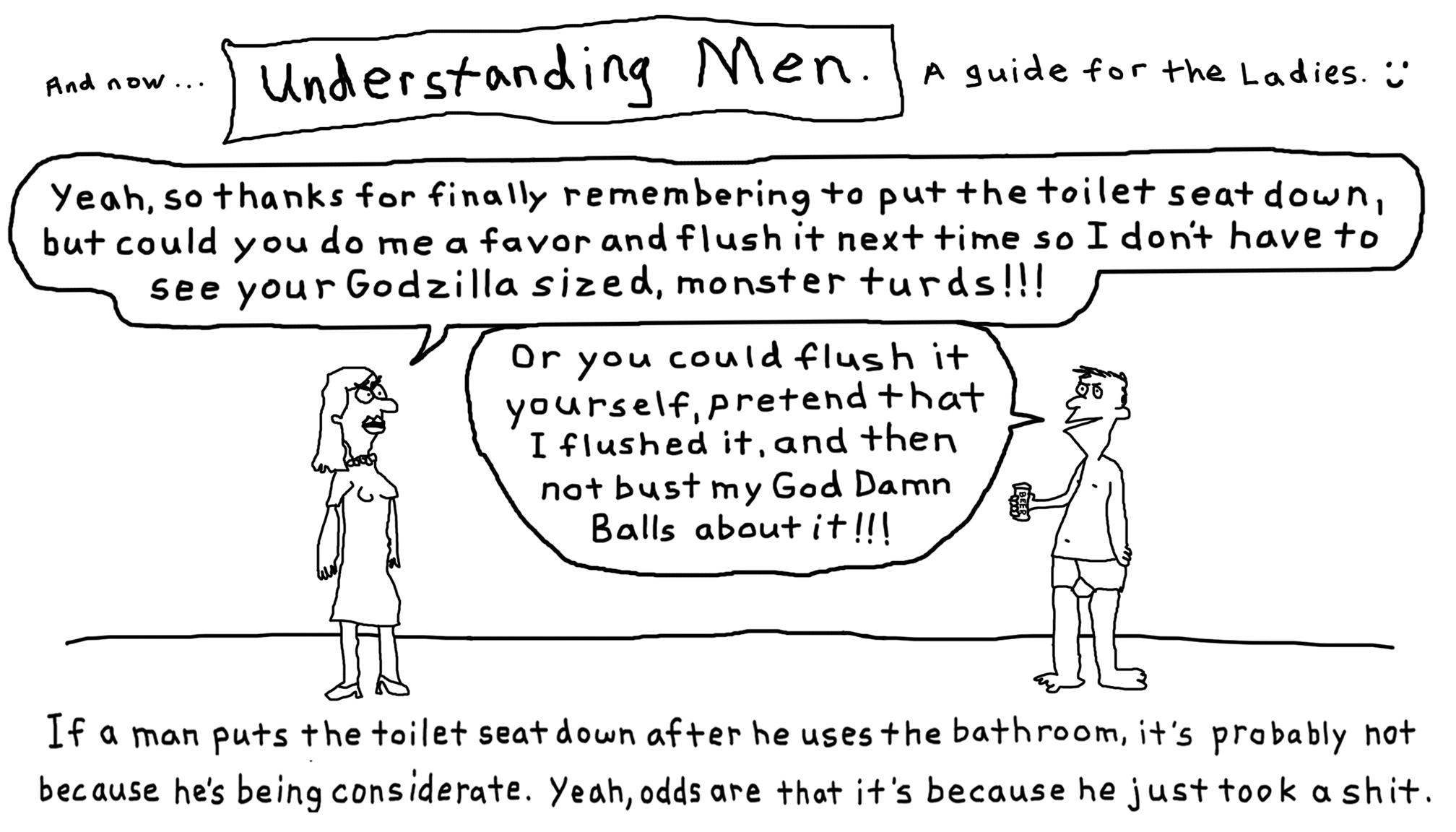 Understanding Men #12