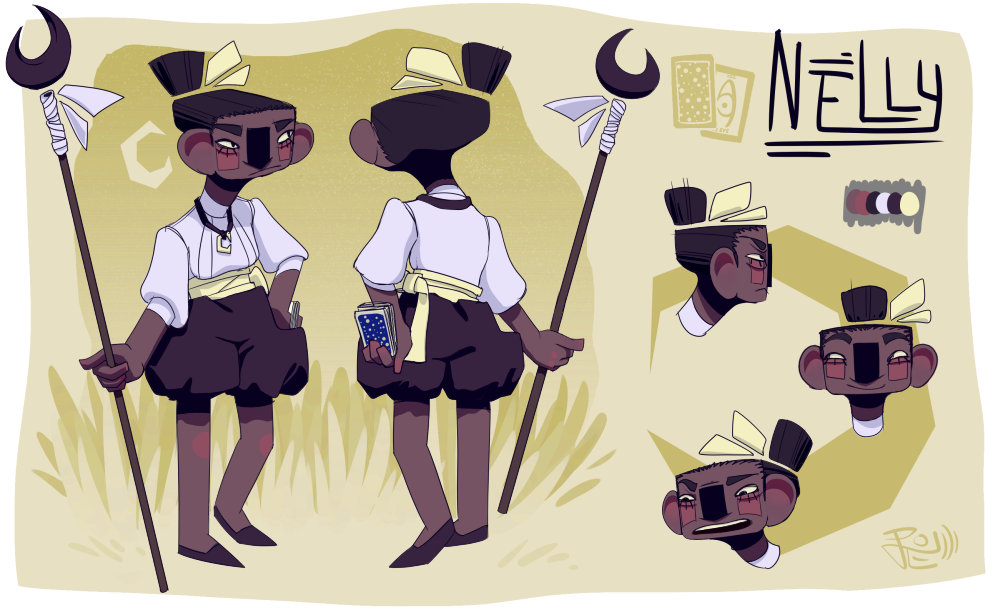 Nelly Reference Sheet