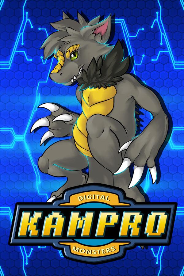 Kampro Badge