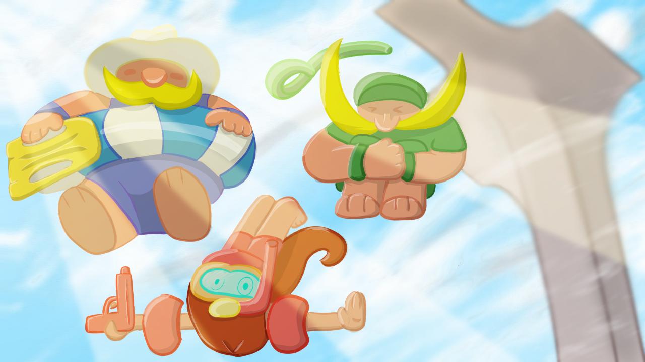 The Summer Vikings