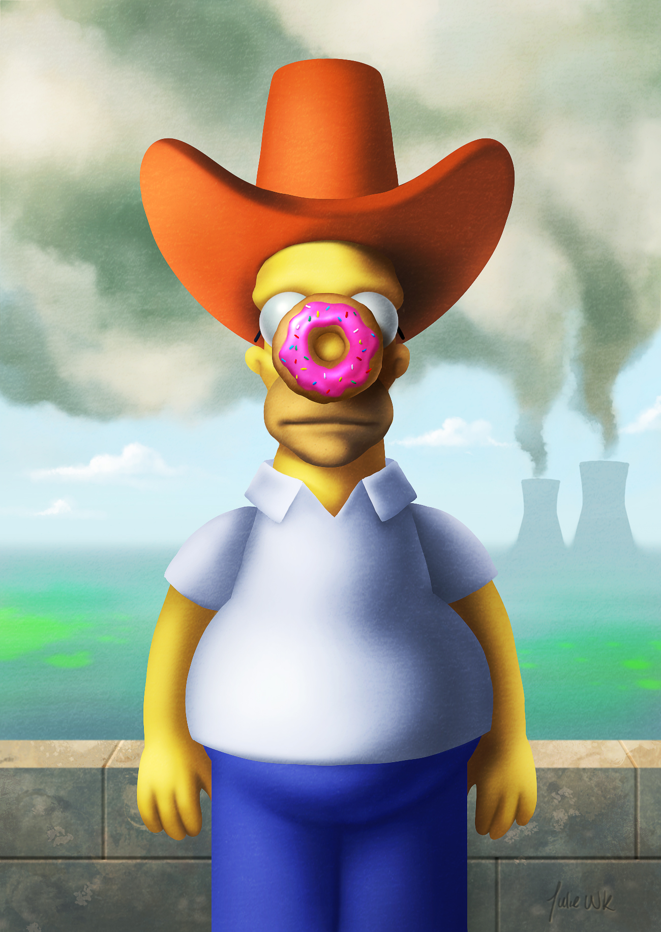 The son of Simpson