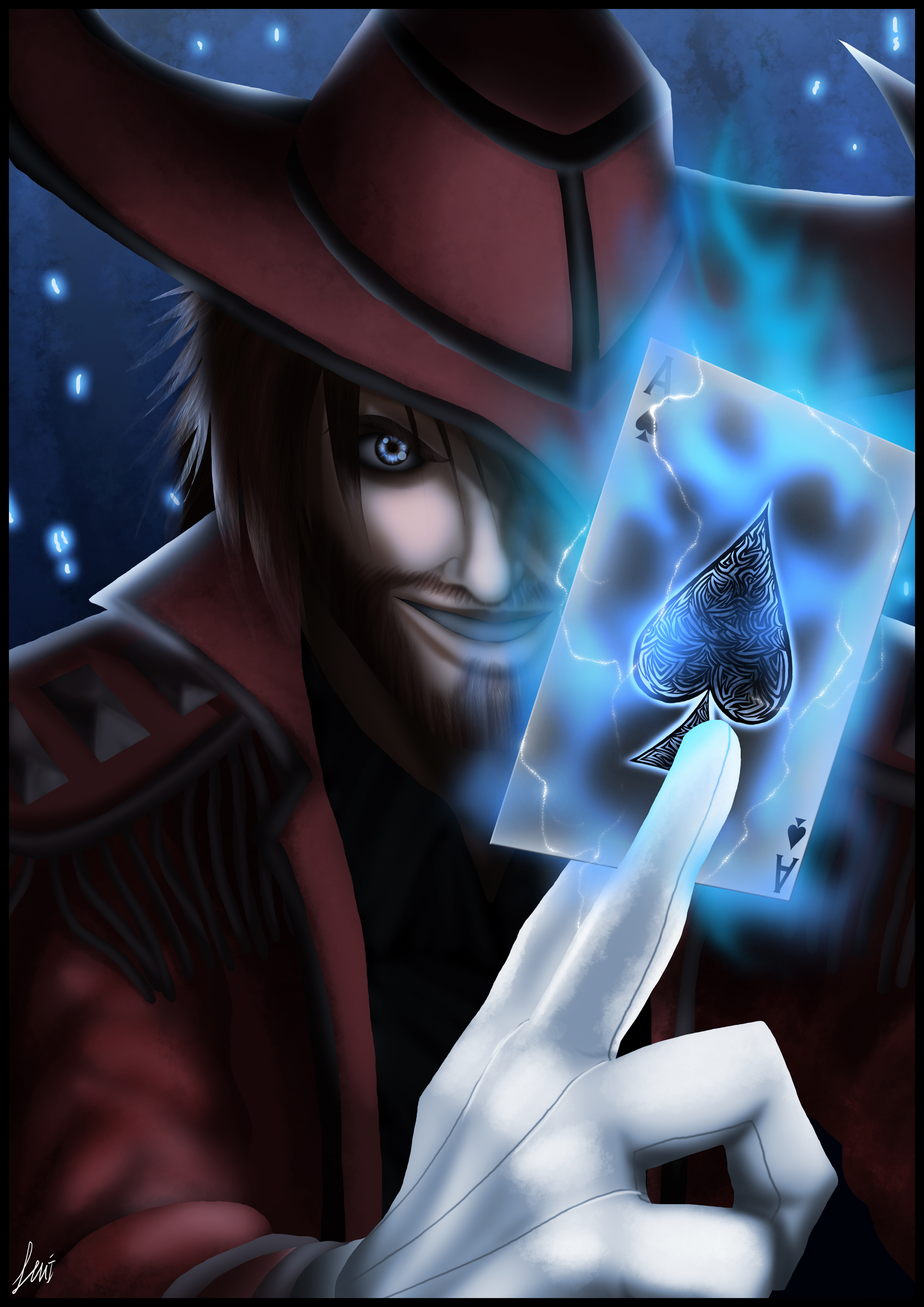 Sinister Magician