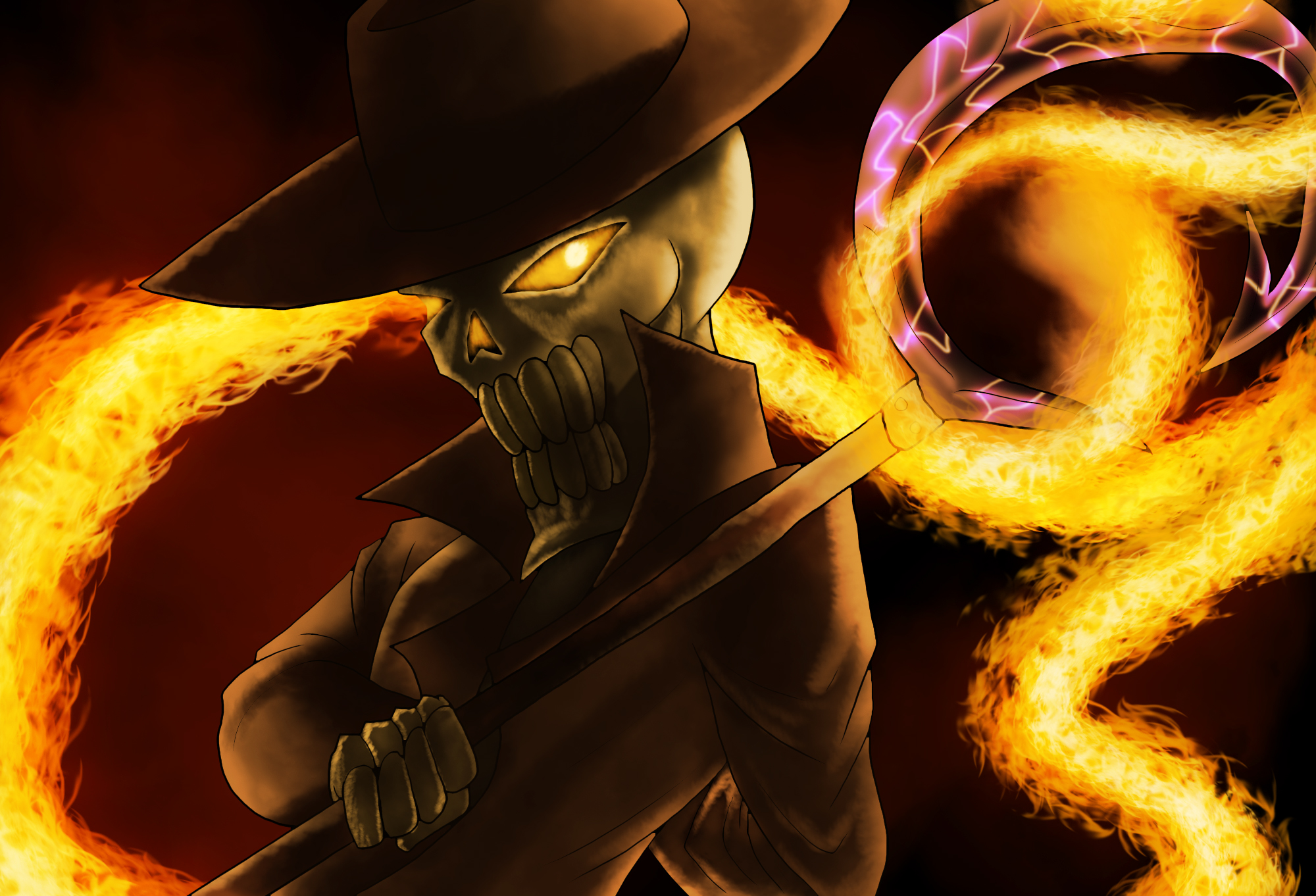 Revenant Hellfire