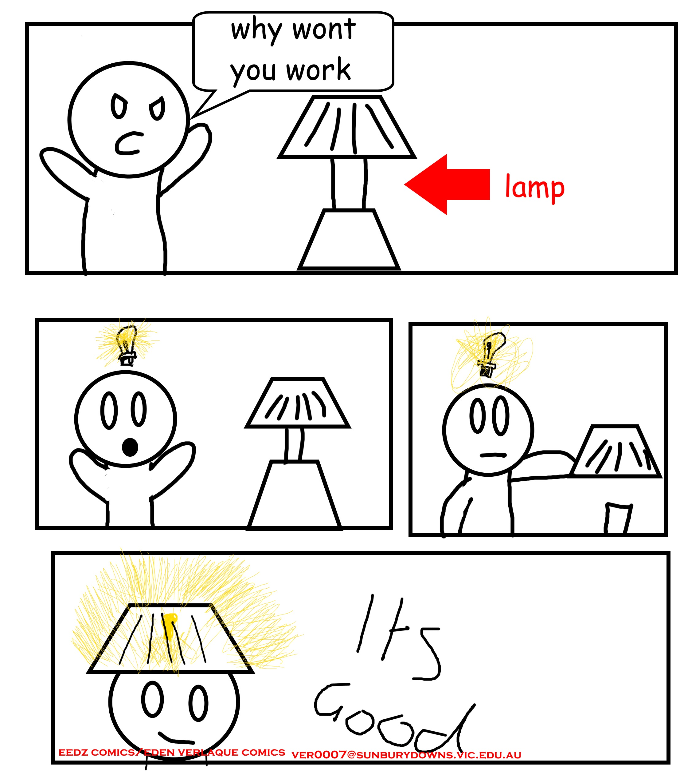 a brilliant idea
