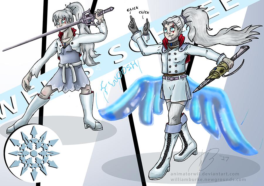 Weiss Schnee - Levelled Up
