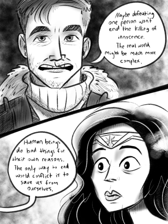 The Wonder Woman Movie Ending Part 2