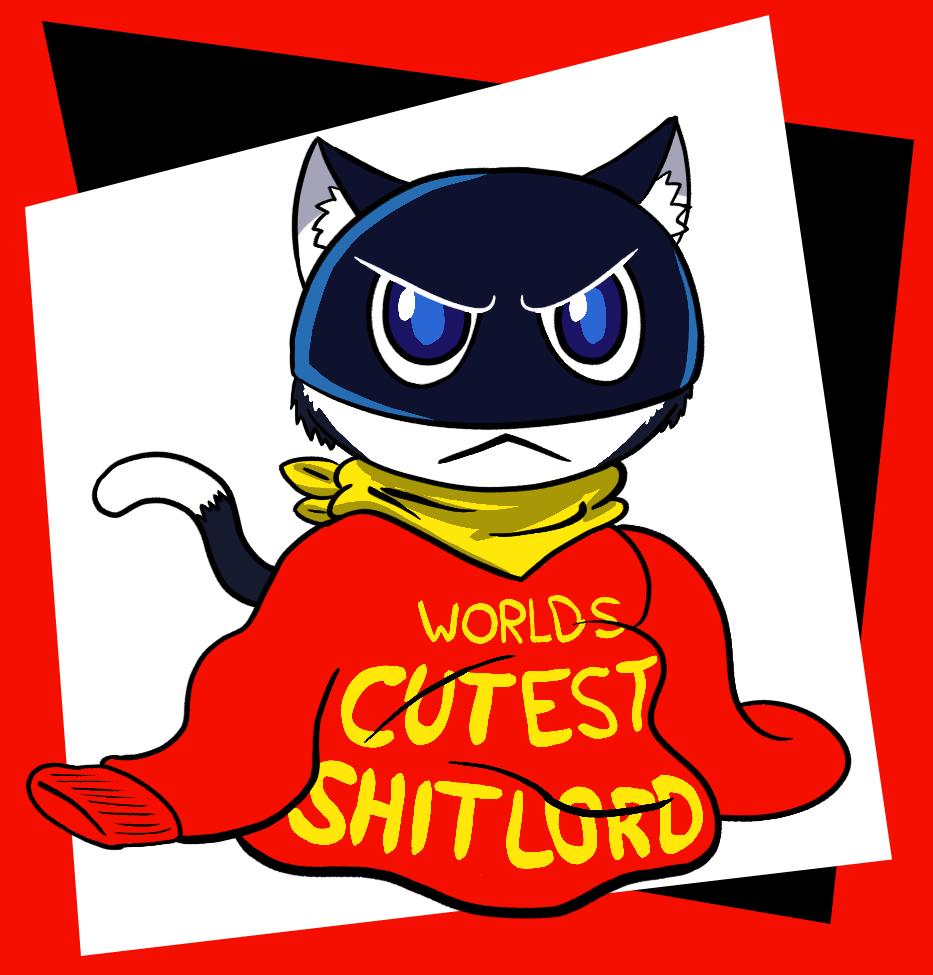 Morgana's New Sweater