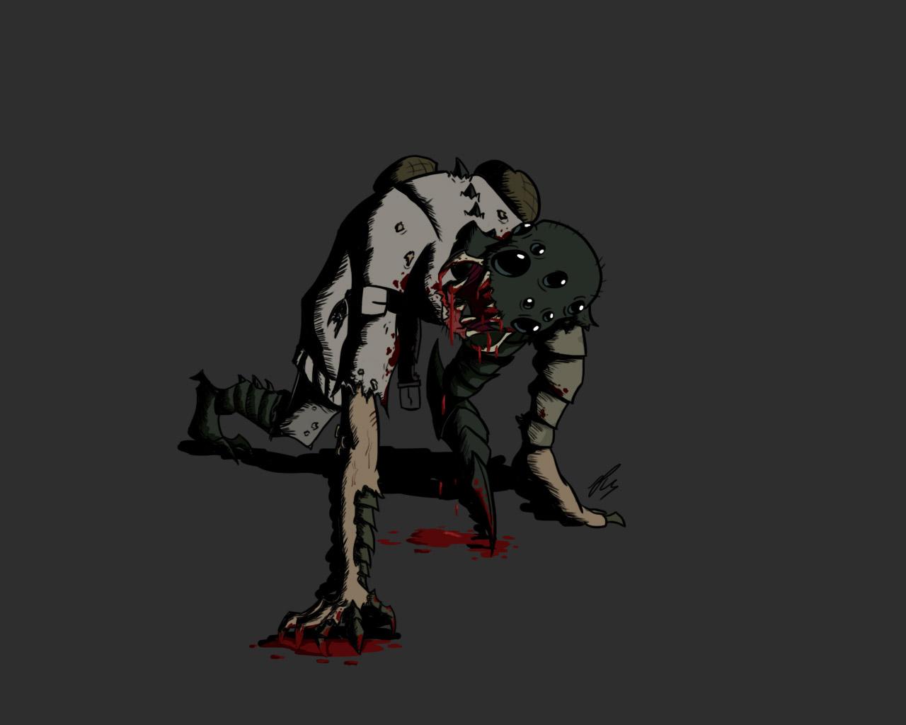 Bloody Mutant