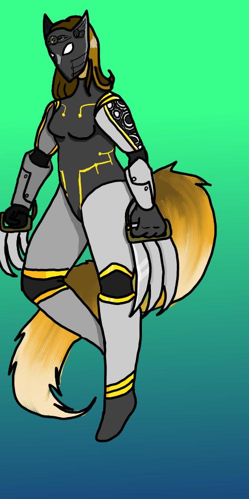 Saphira's Mech Suit