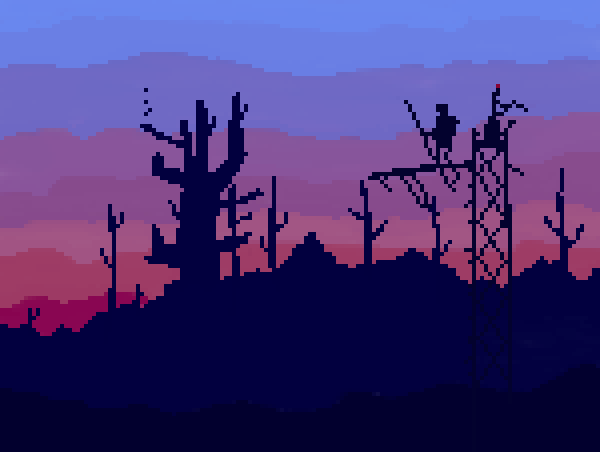 PixelScenery