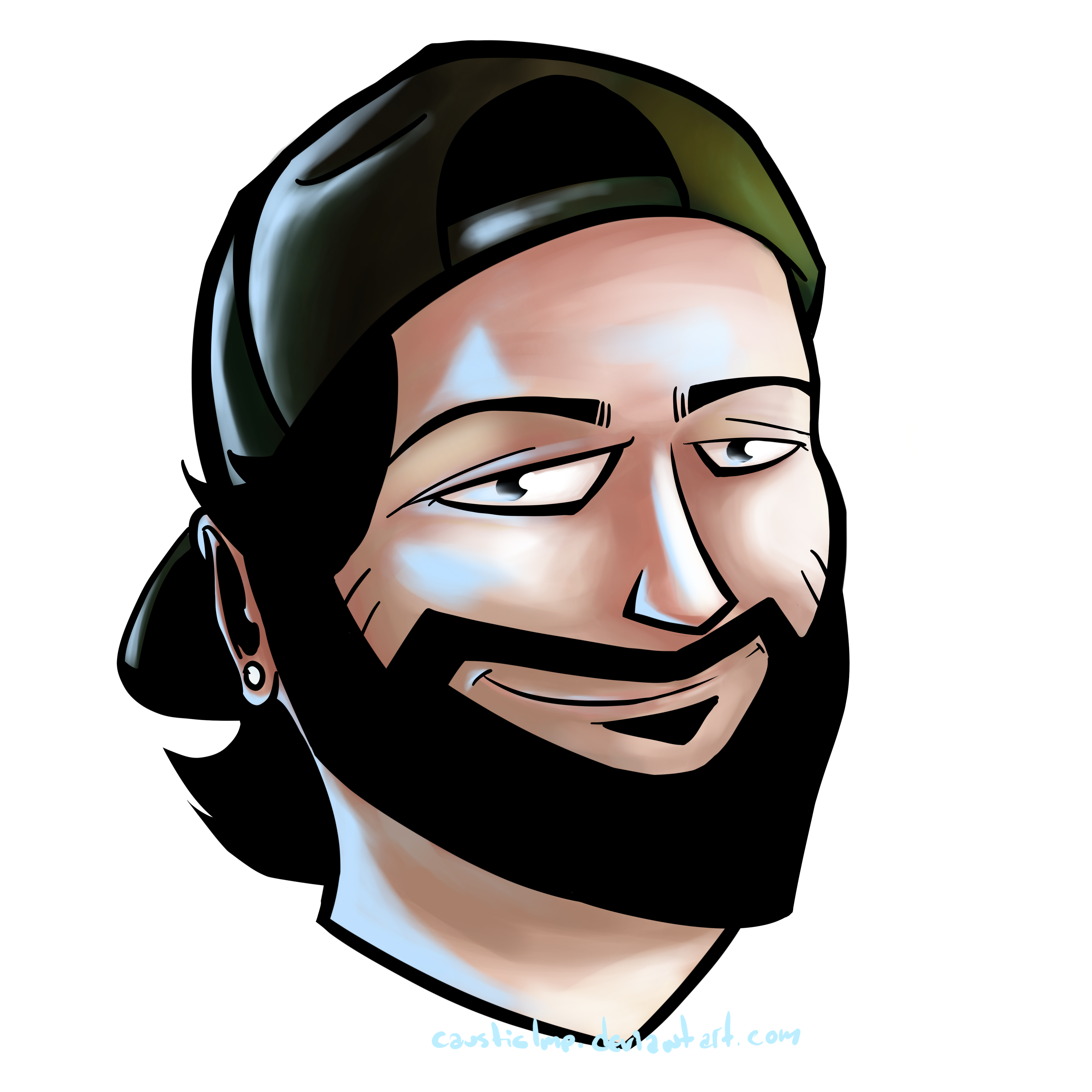 Commission of Icon/Avatar