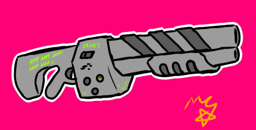 Erick's gun (avali)
