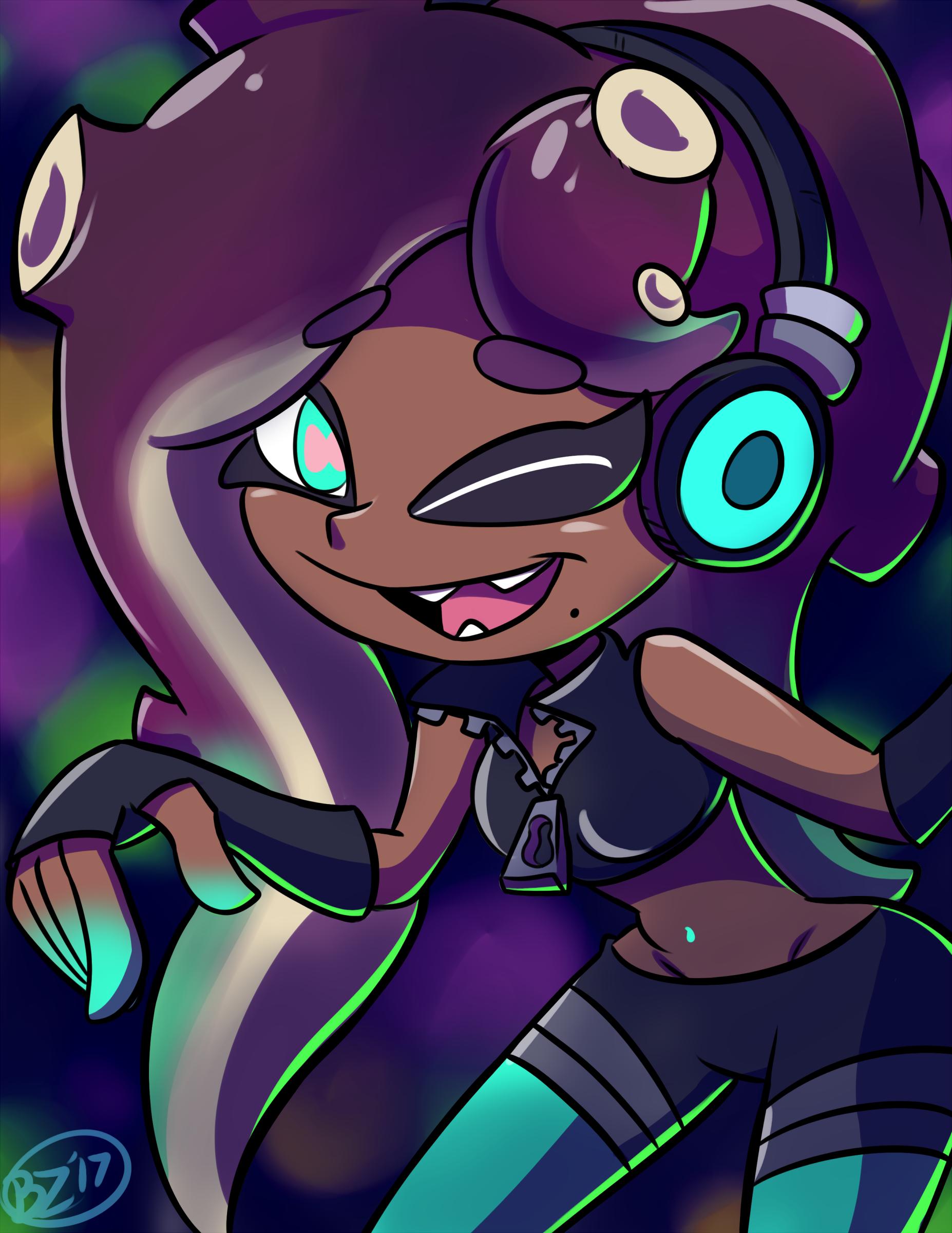 Splatoon 2: Marina