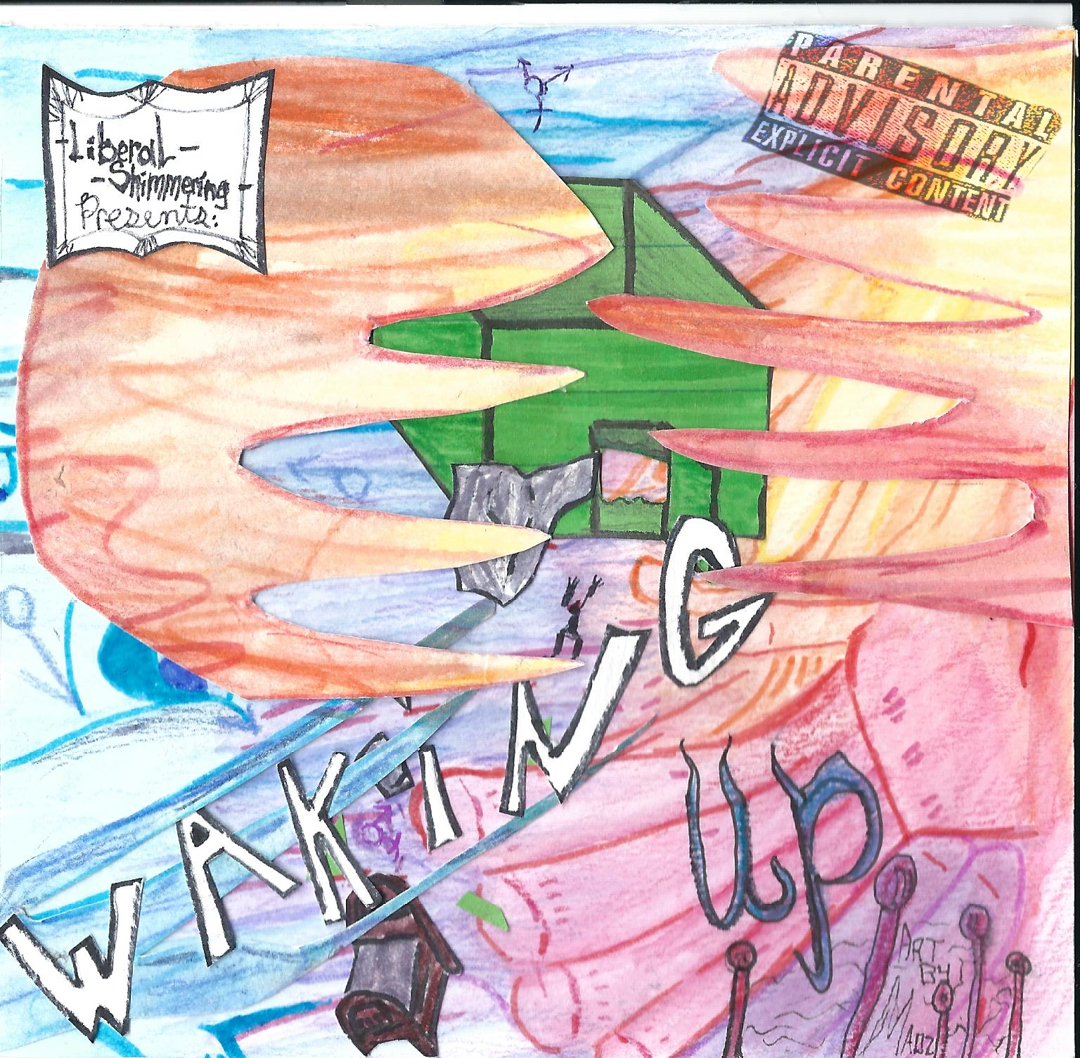 """Waking Up"" Album Cover"