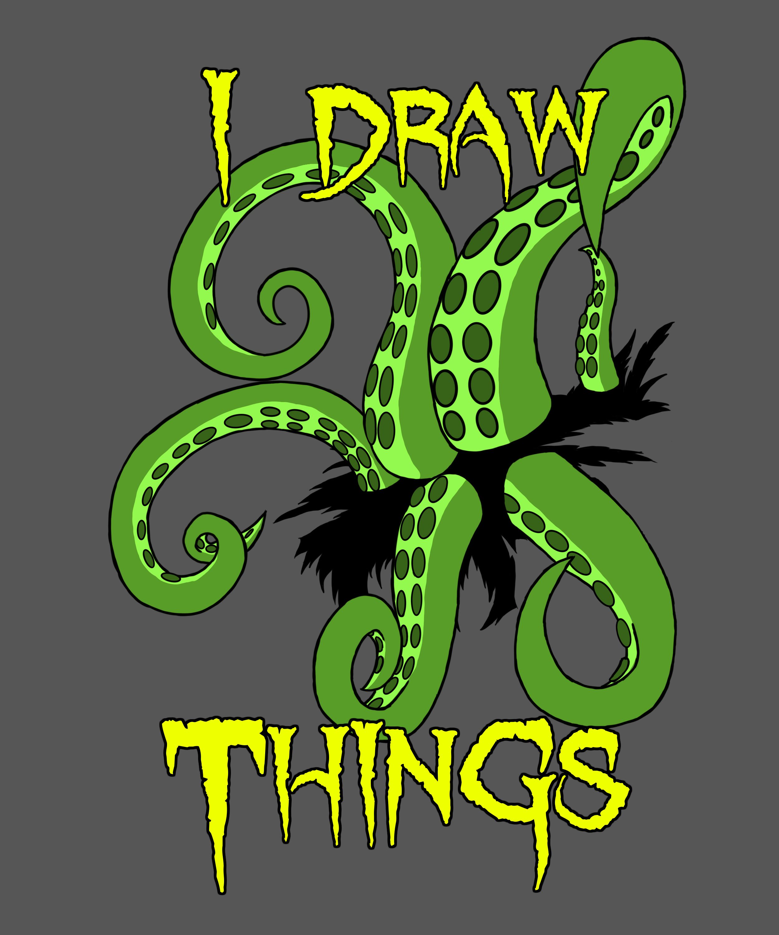 I Draw things COTM July 2017