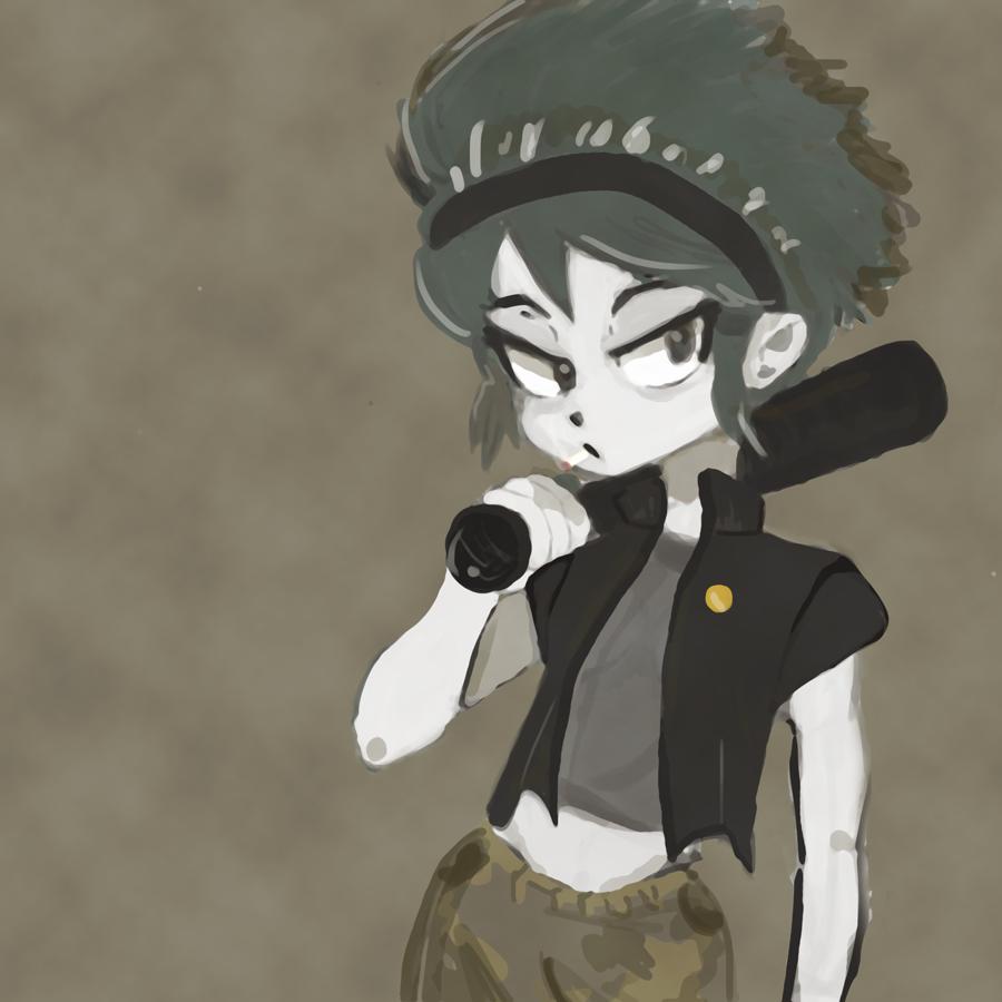 Rowdy Girl