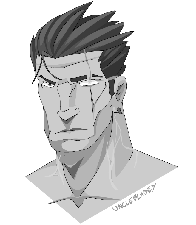 REAL cool anime dude I dunno