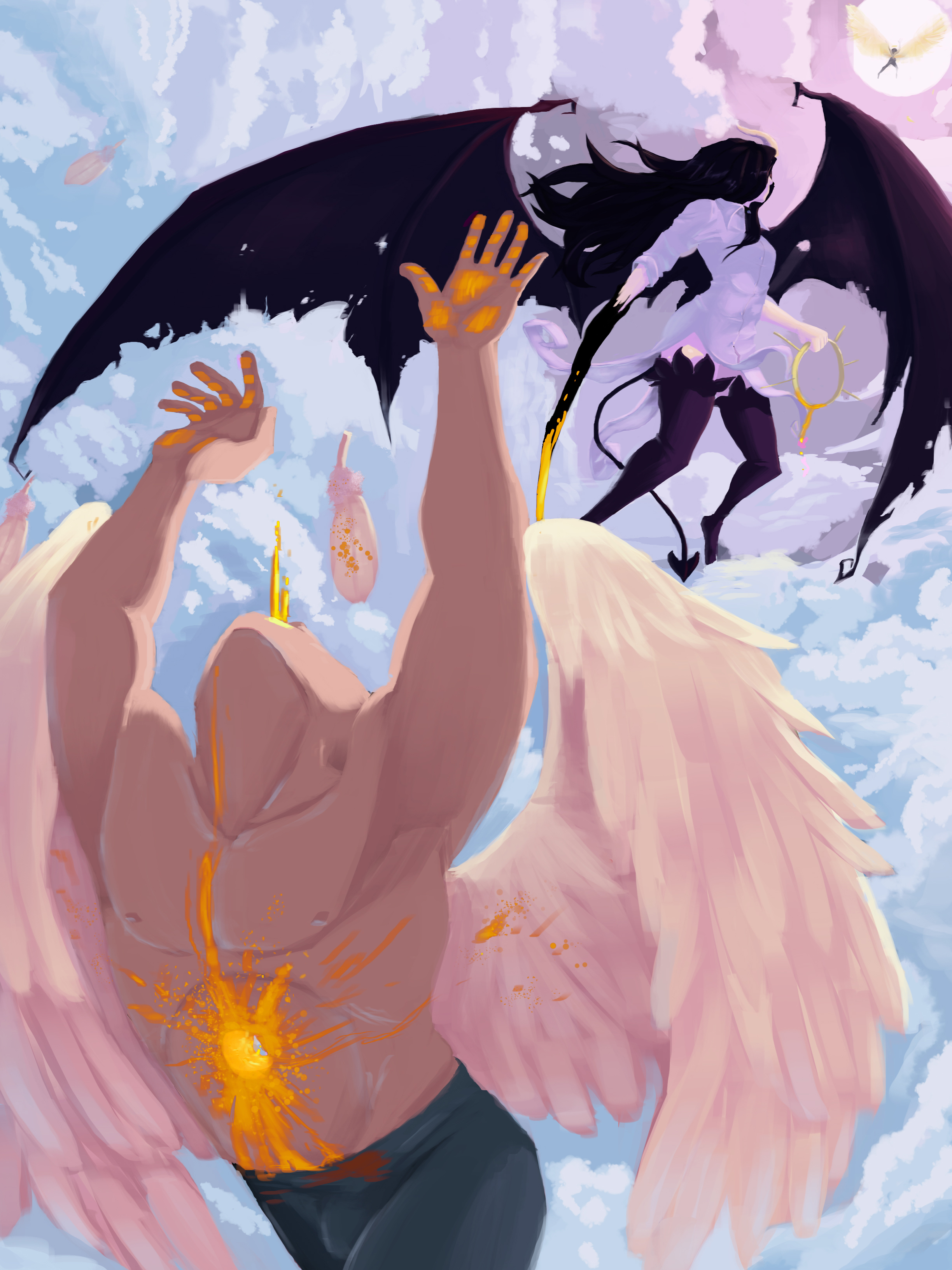 Death on Two Wings