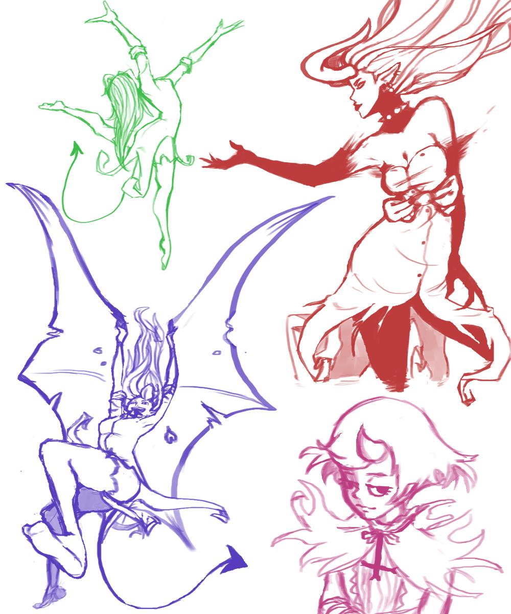 Nuri Sketches