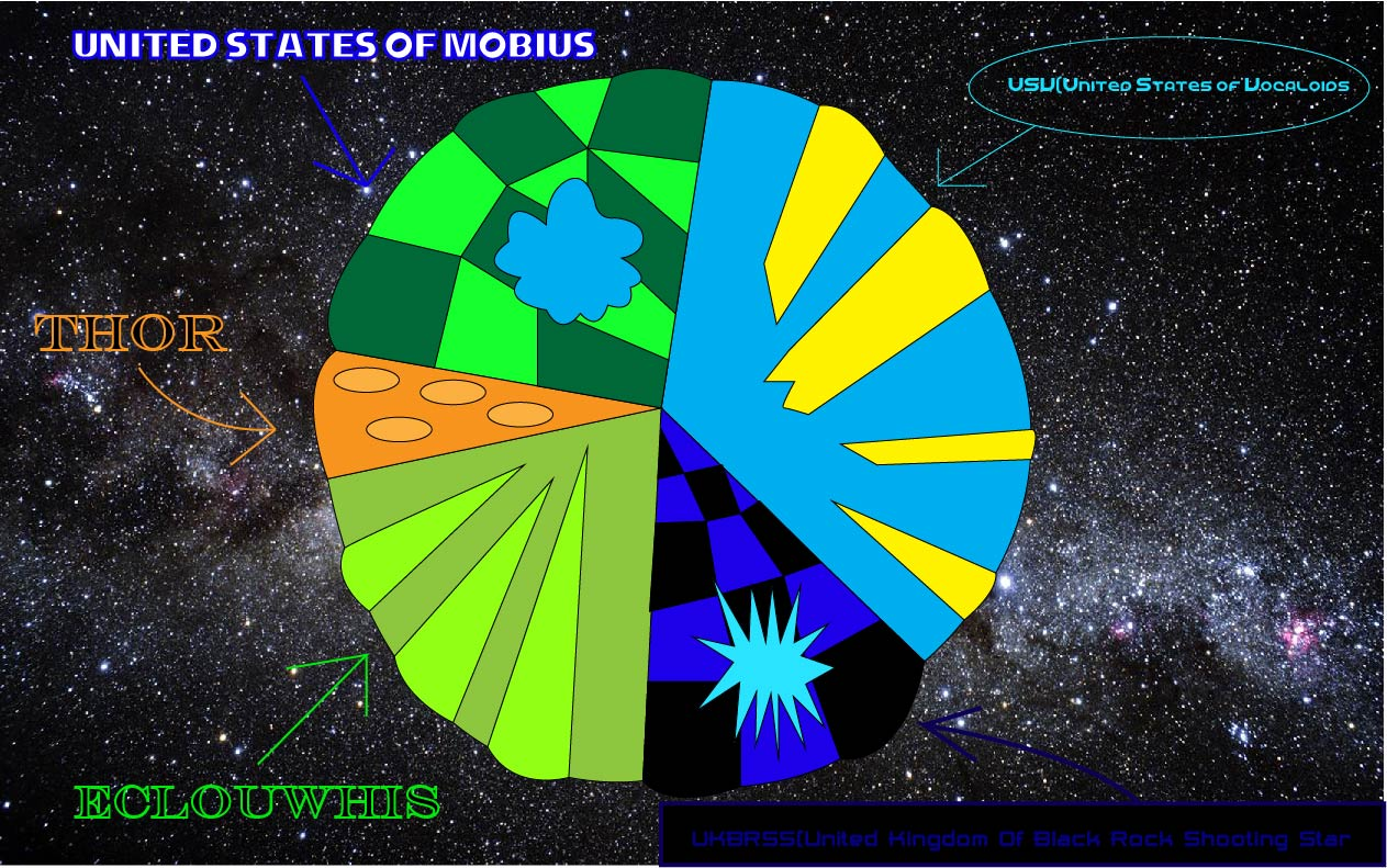 Planet Mobius StarThor Vocaloid