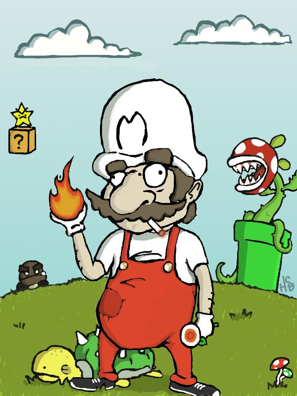 Fire Mario