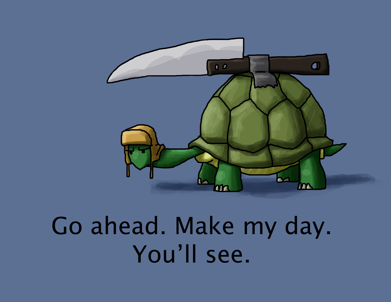 Turtle Tuff