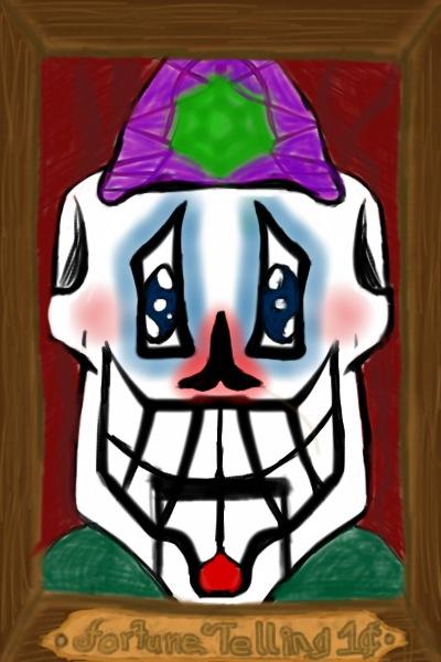 Fortune Telling Clown