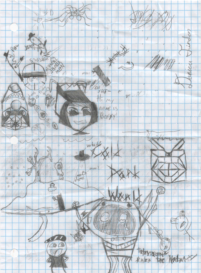 The Pre-Calculus Doodle Collab