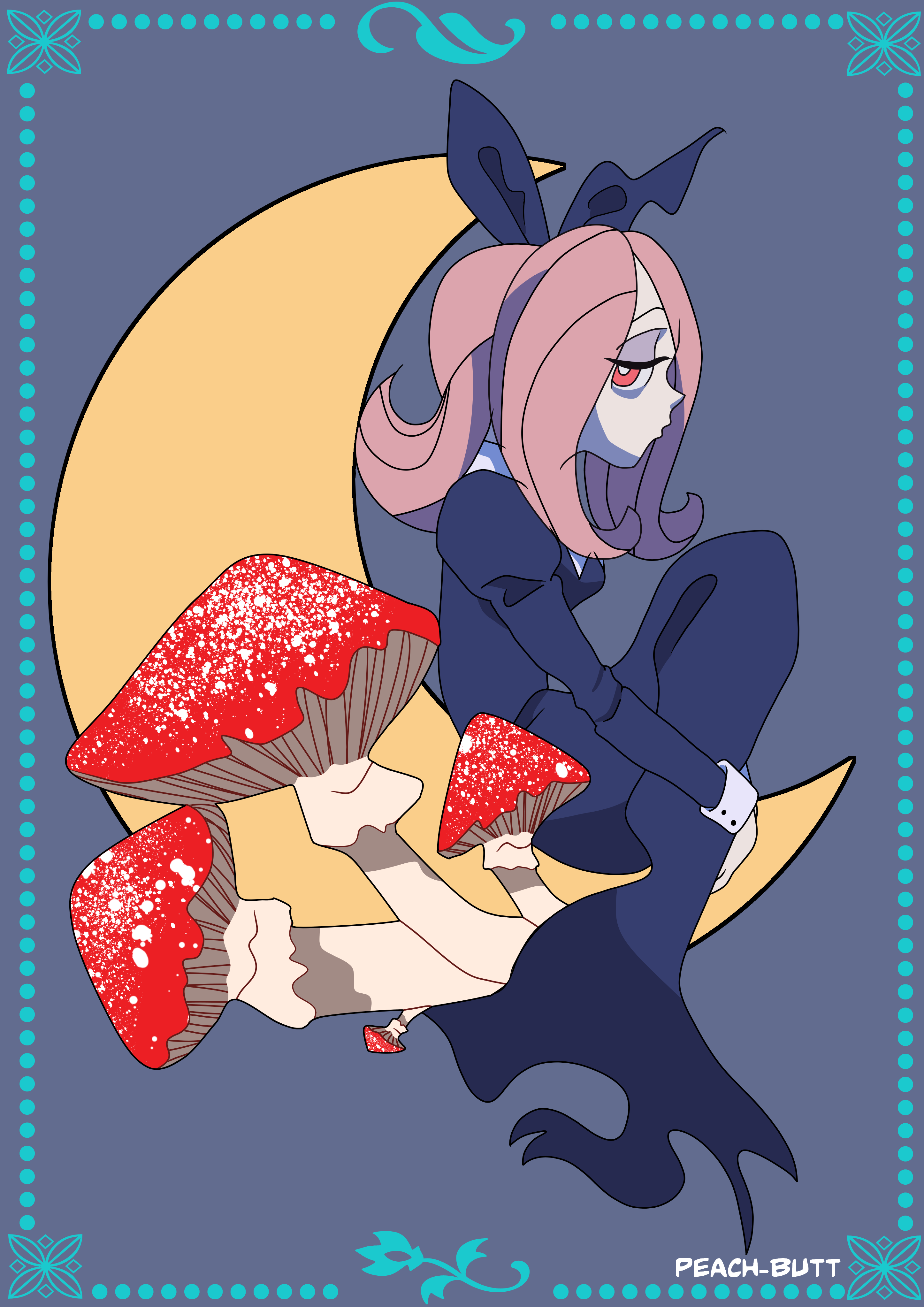 Sucy Dressed as Creepy Susie