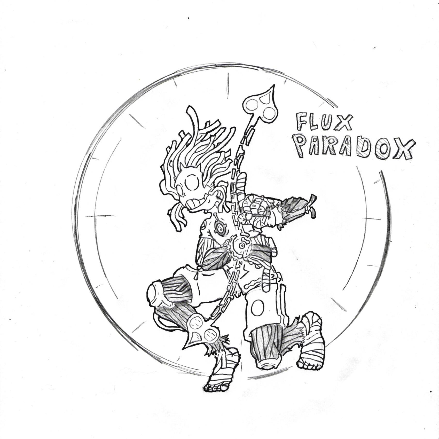 Time Manipulator: Flux Paradox