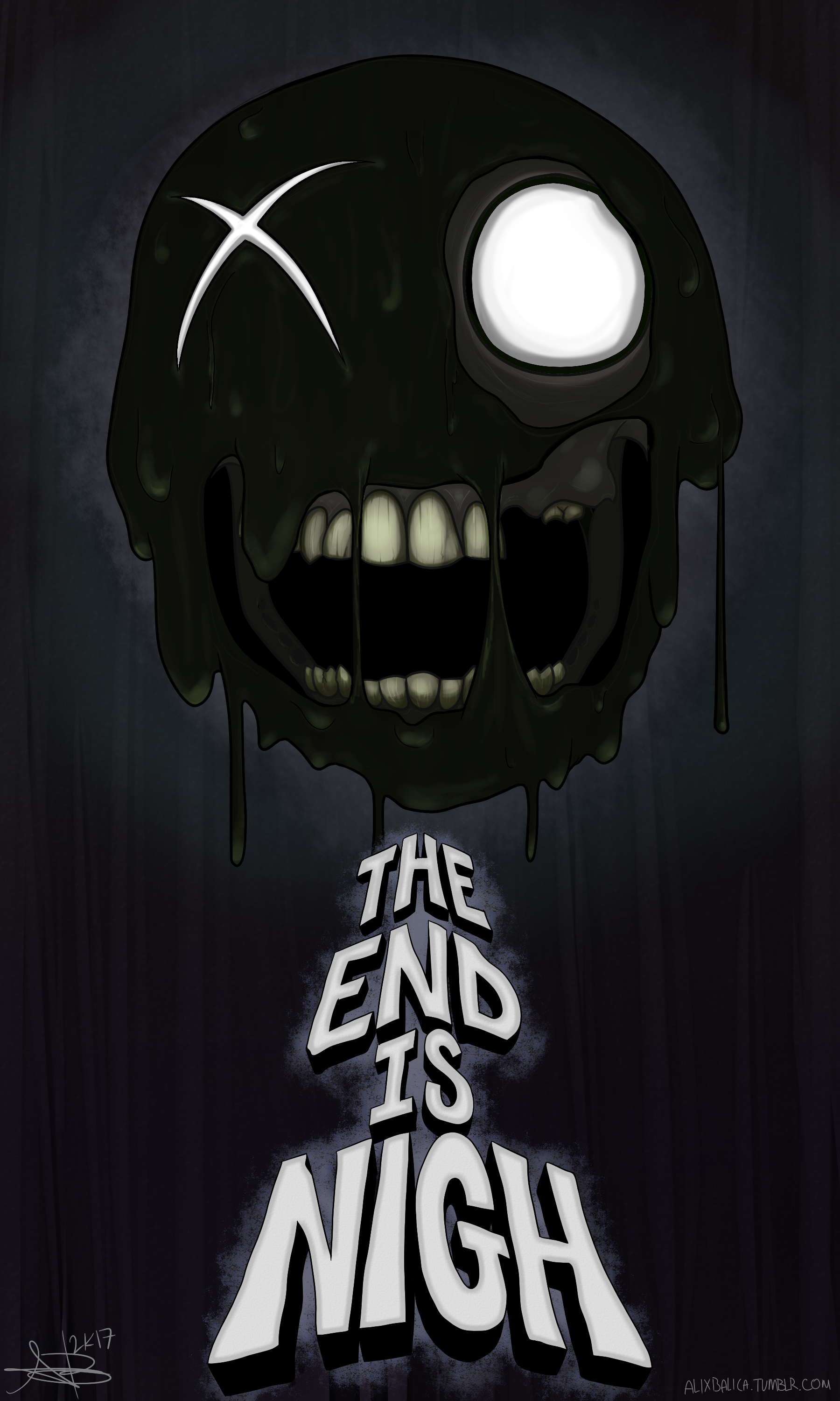 The End is here!