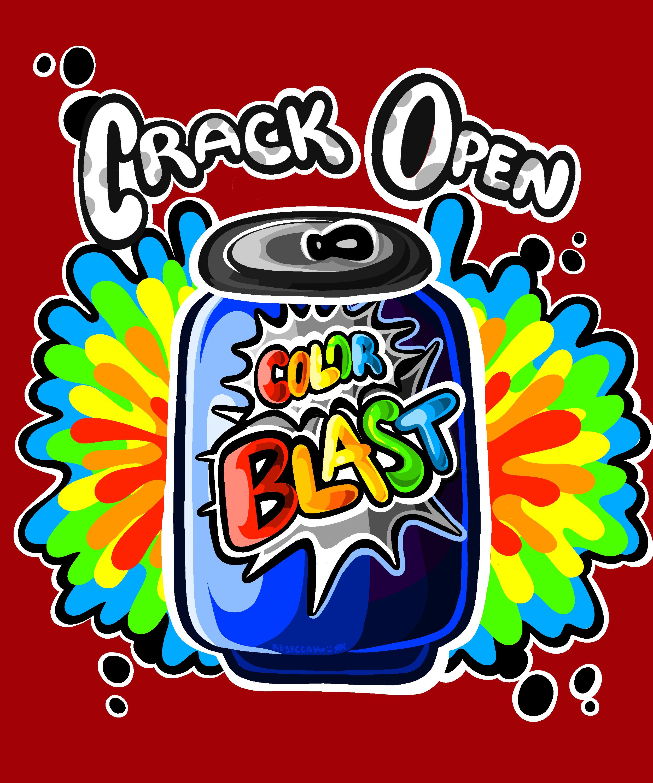 Color Blast Can-Test Design