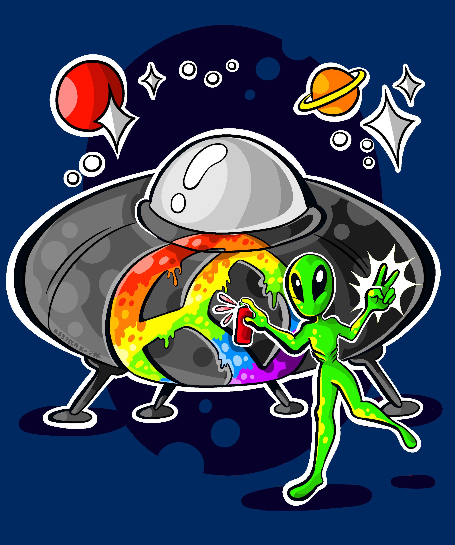 Alien Artistry