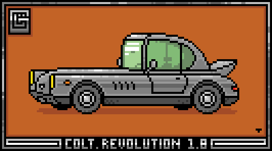 Colt Revolution 1.8