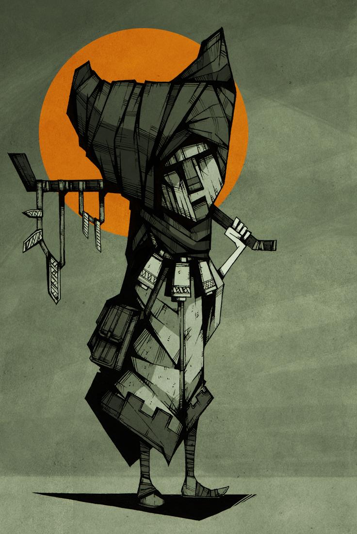Wandering Merchant