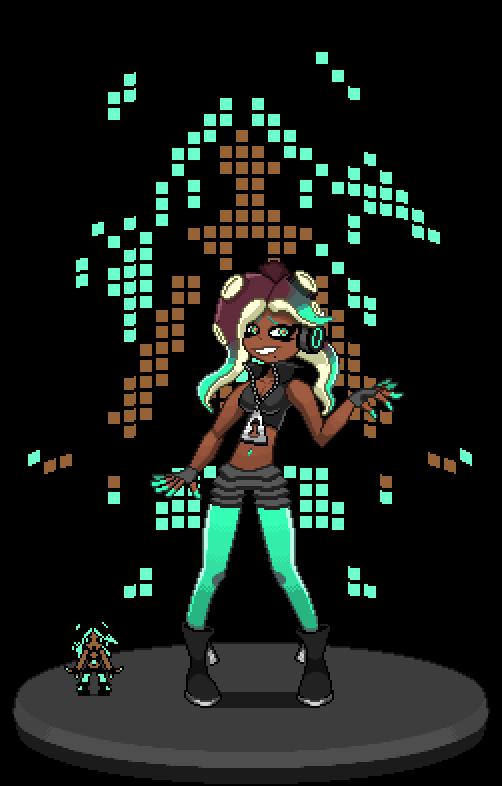 29 Marina from Splatoon 2