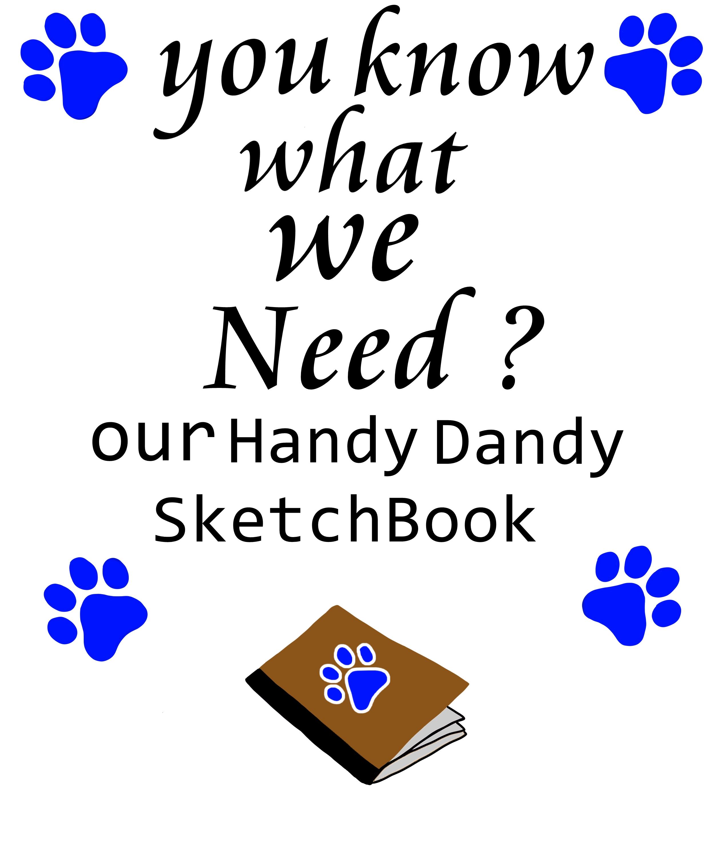 Handy Dandy Sketchbook