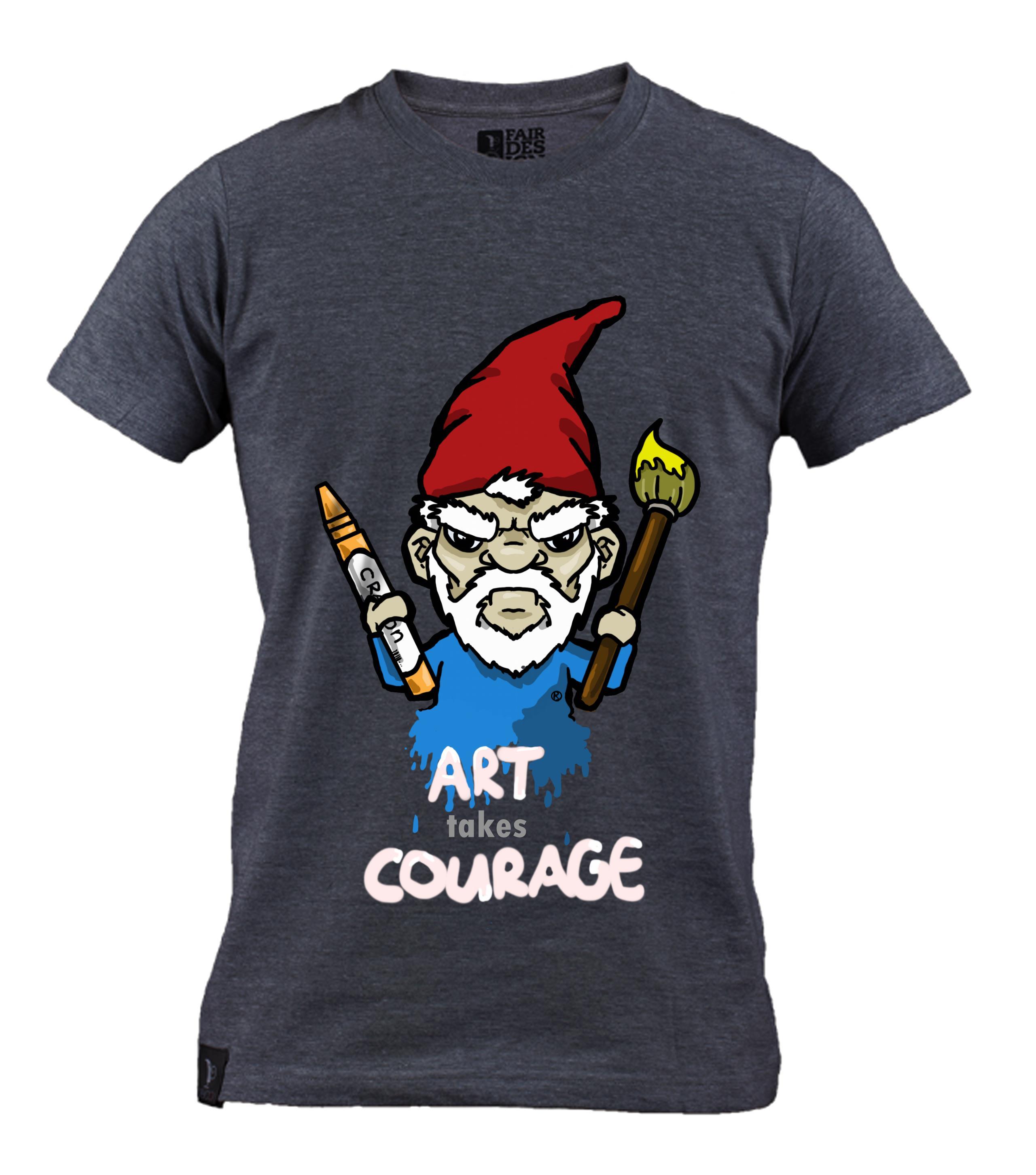 Art Takes Courage