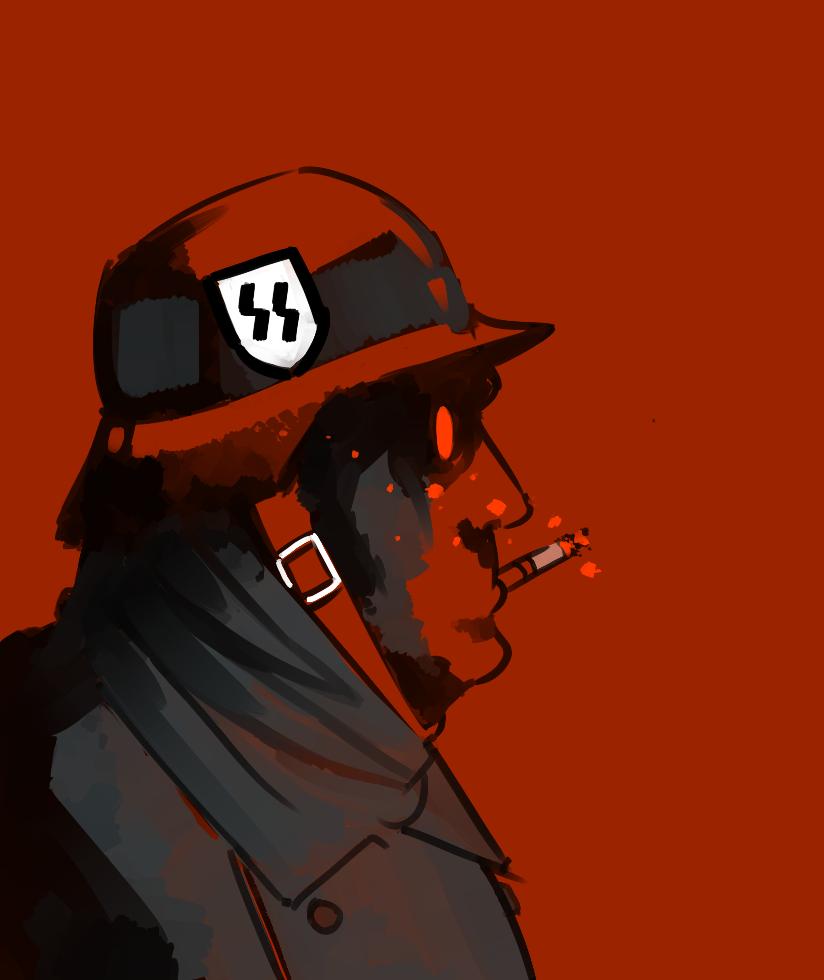 Nazi by SlowlyRot on Newgrounds