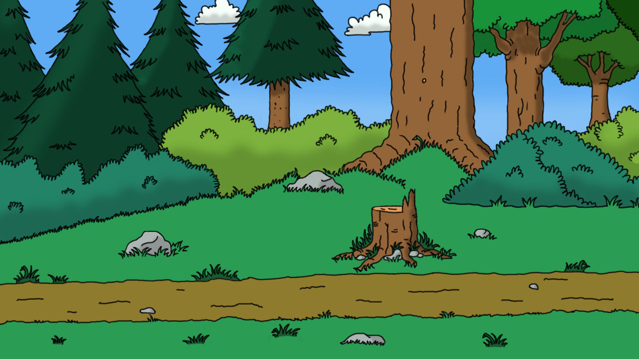 Background for my animation