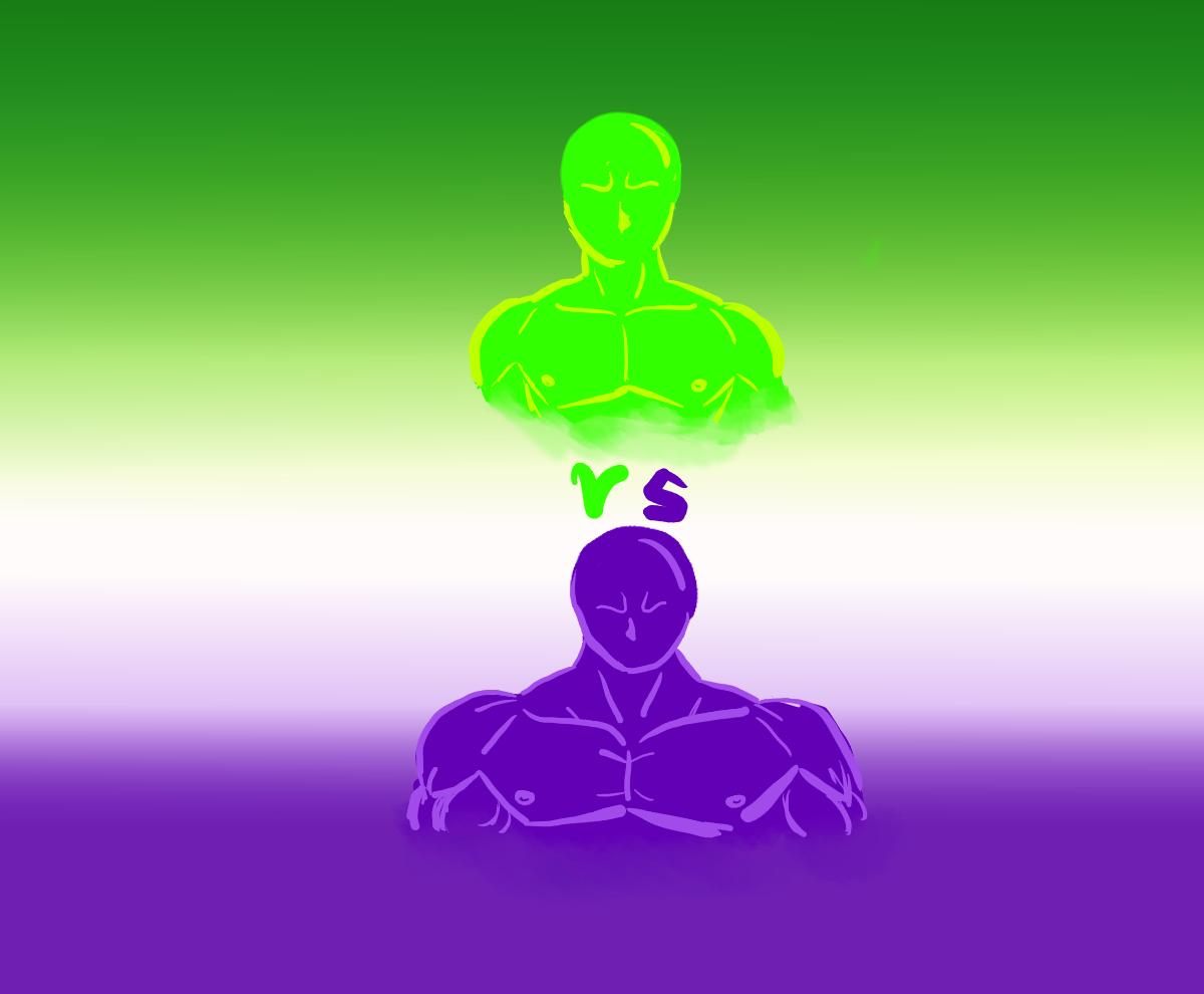 G VS P