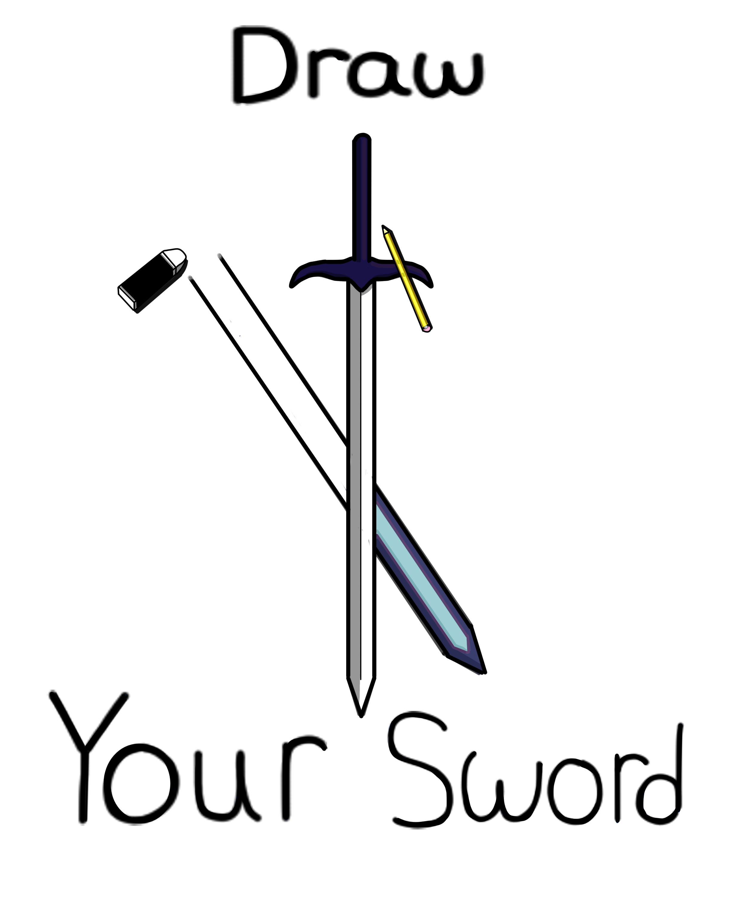 Draw Your Sword by RaveFlight on Newgrounds