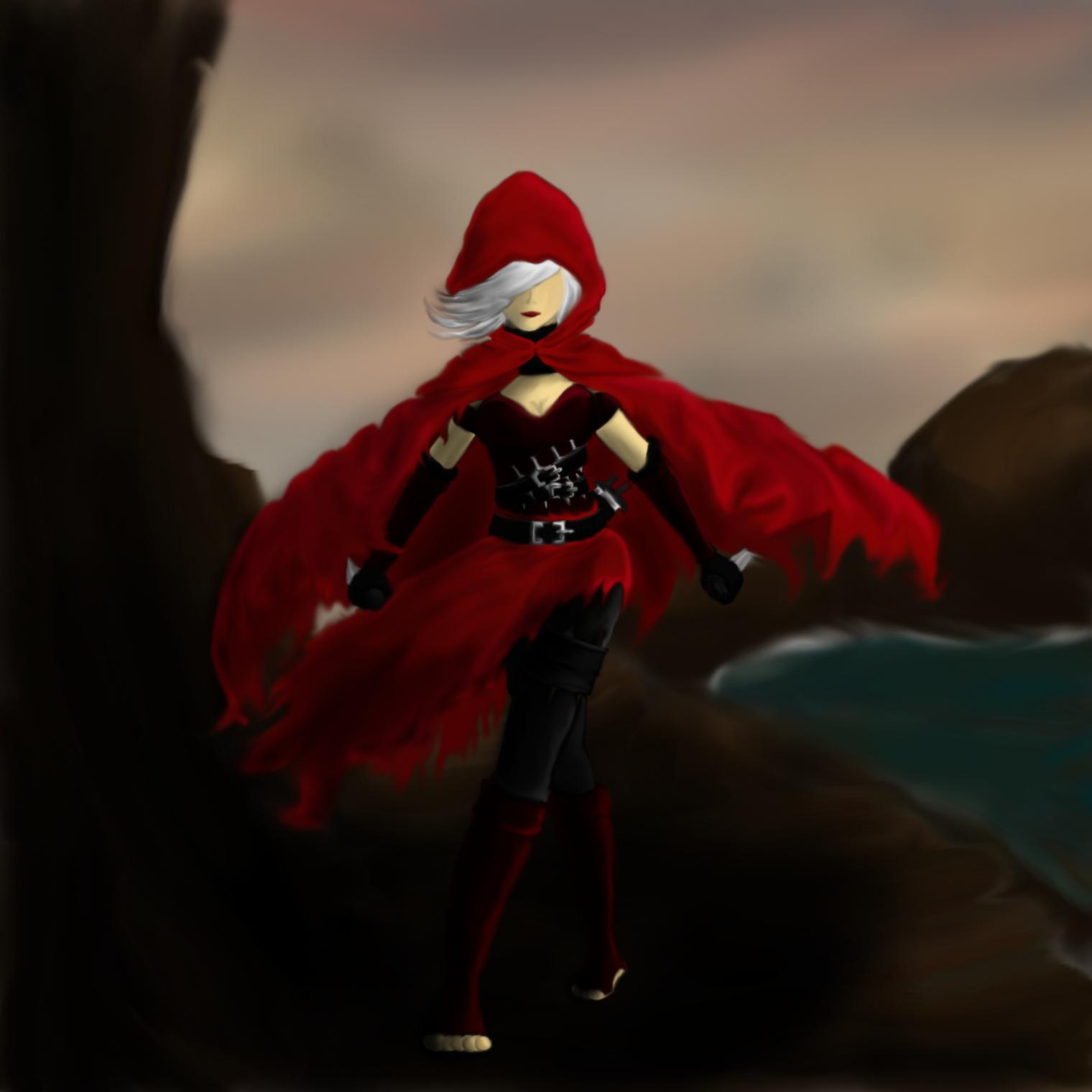 Assassin Little Red Riding Hood
