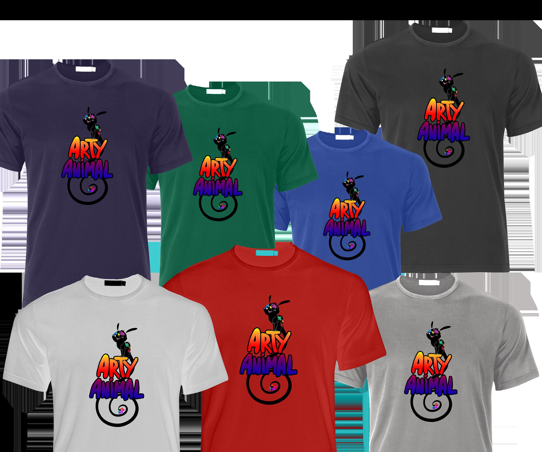 Arty T-shirt
