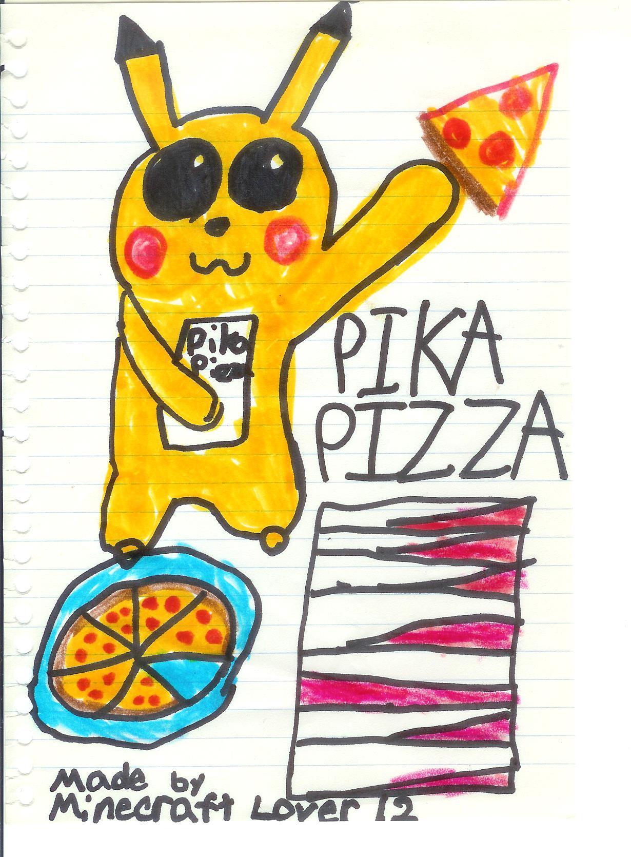 Pika Pizza