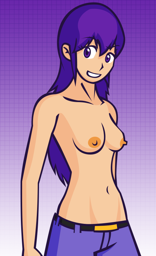 Lei-Lei's Going Topless,