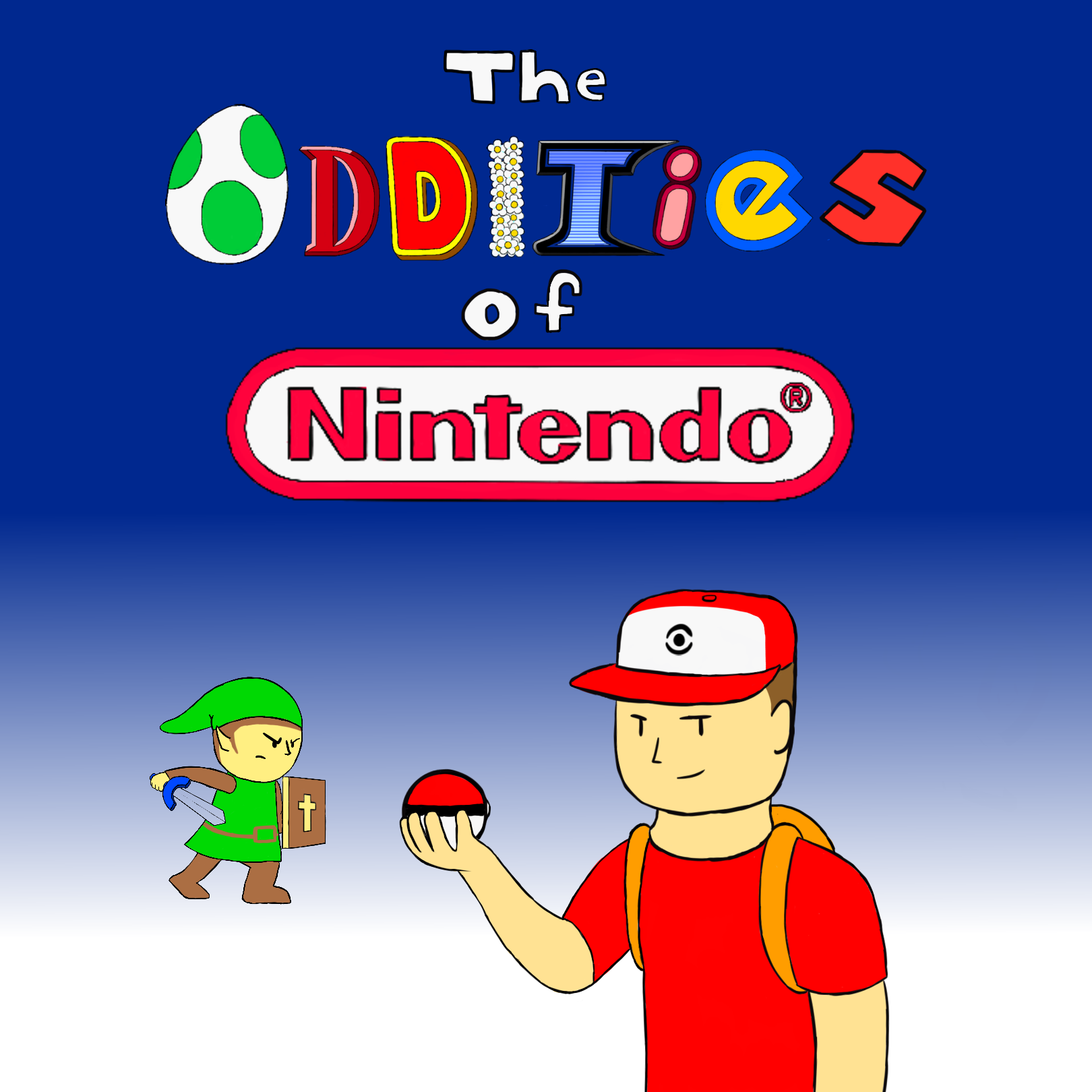 The Oddities Of Nintendo Banner By Masterofcubes On Newgrounds