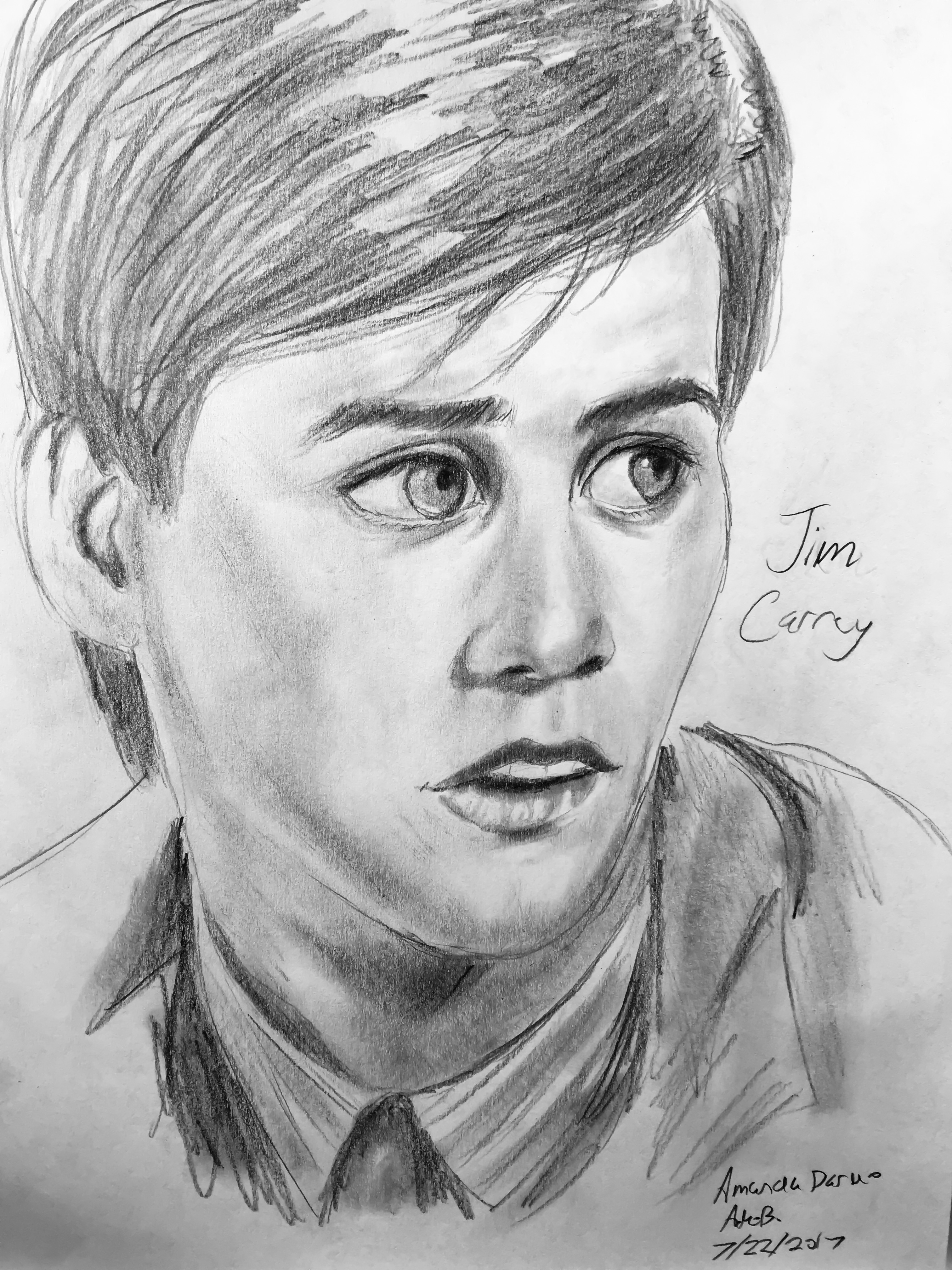 Classic Jim carrey