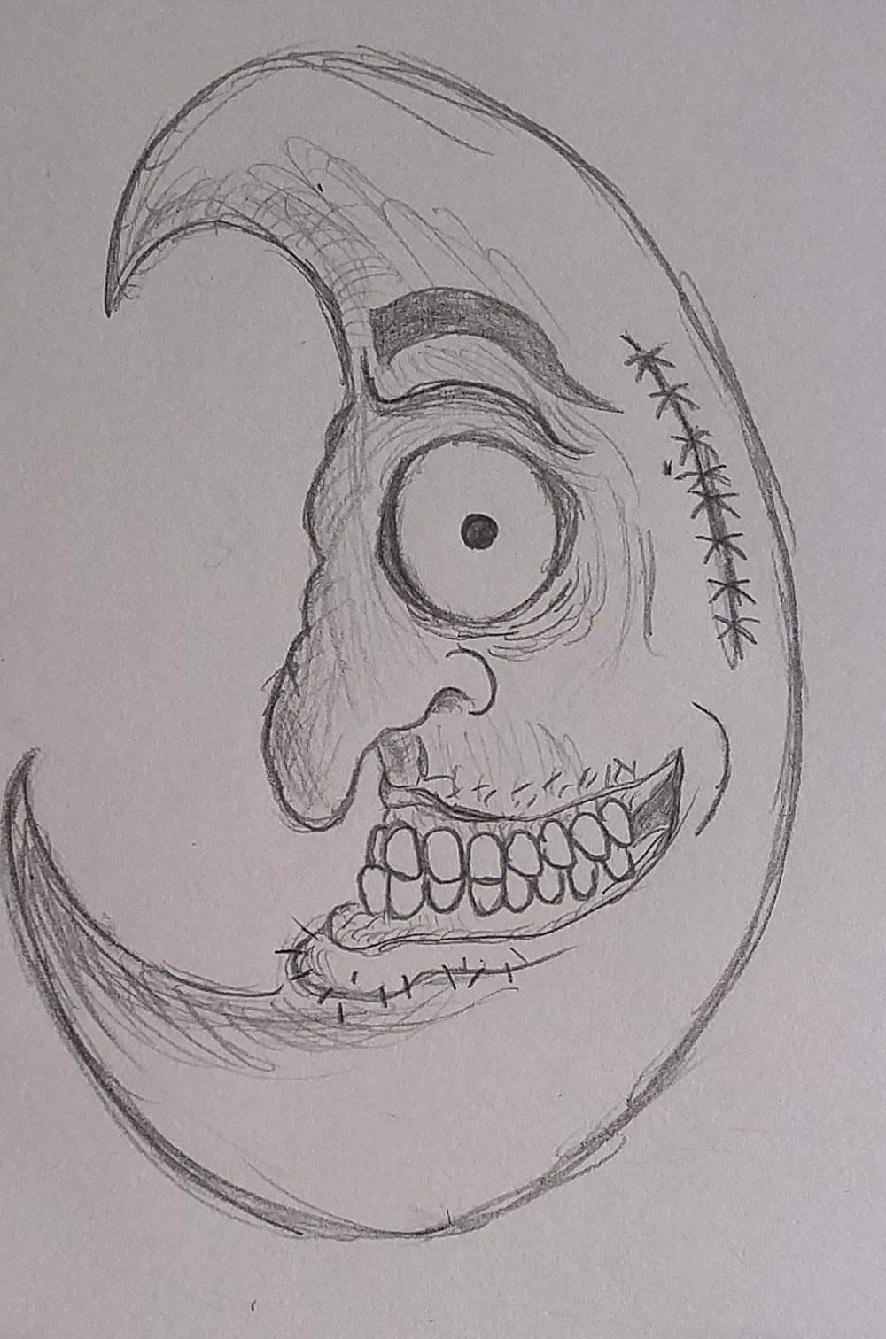 Ghoulish Moon