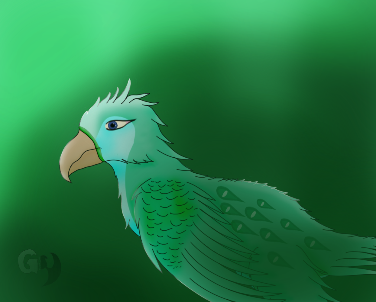 Kathe The Archaeopteryx